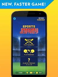 Sports Jeopardy! Screenshot 6