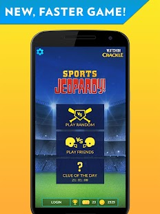 Sports Jeopardy!- screenshot thumbnail