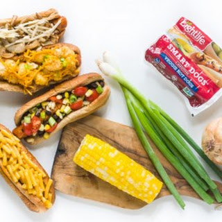 Four Vegan Hot Dog Recipes