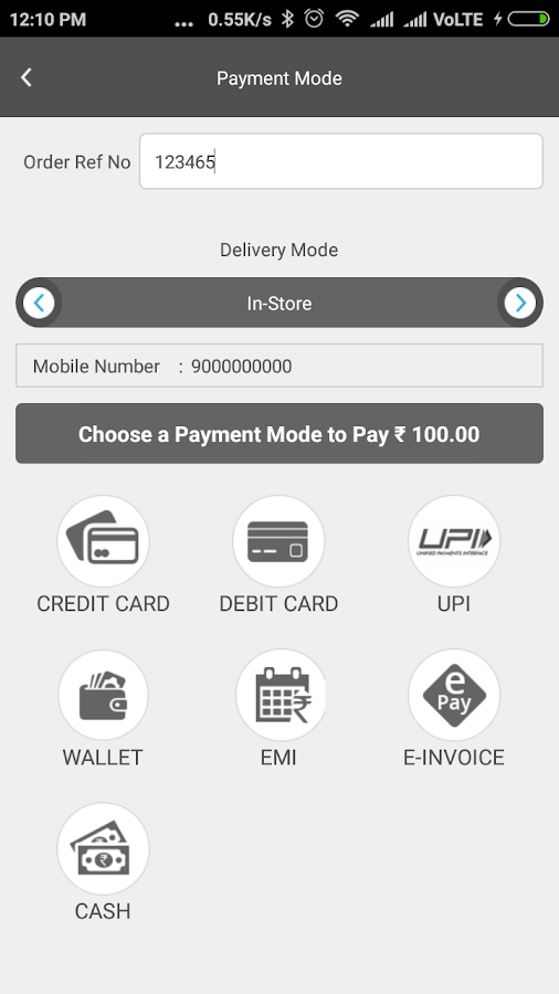 Paynear ONE – Payments App- screenshot