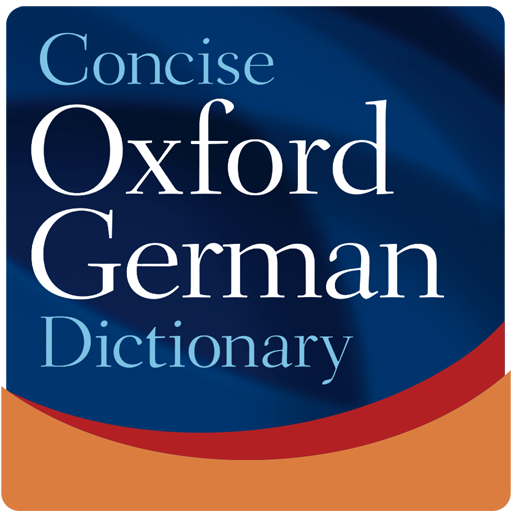 Concise Oxford German Dictionary Icon