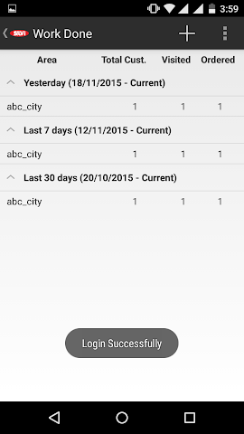 android Vee Tee Stationers Screenshot 1