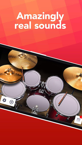 WeDrum: Drum Set Music Games & Drums Kit Simulator  {cheat|hack|gameplay|apk mod|resources generator} 3