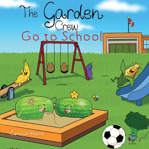 The Garden Crew Go to School cover