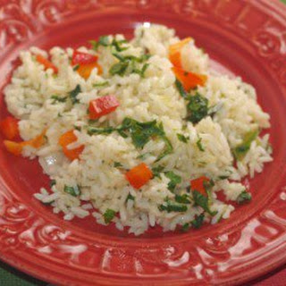 Guadalajara Cilantro Rice