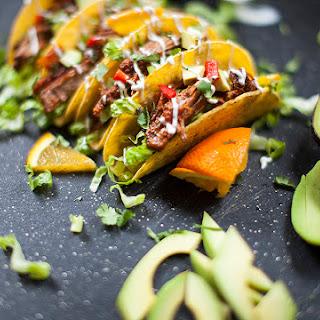 Brisket – Mexican Braised Tacos