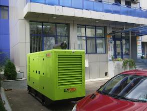 Photo: Generator Volvo 205 kVA, Hotel Maria - Constanta