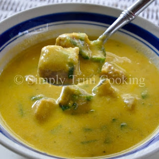 Fish and Sweet Potato Chowder Recipe