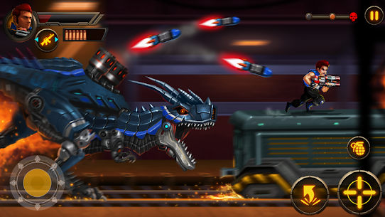 Metal Squad MOD 1.5.4 (Unlimited Coins/Bullets/HP/Bombs/No-Ads) Apk 2