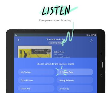 App Pandora - Streaming Music, Radio & Podcasts APK for Windows Phone