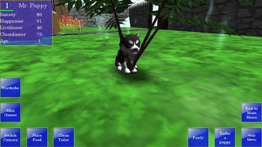 Cute Pocket Puppy 3D 1.2.2.3 screenshots 5