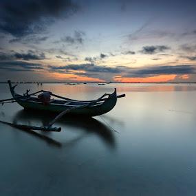 by Oka Wimartha - Landscapes Sunsets & Sunrises