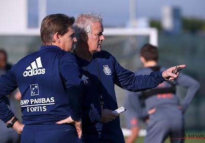 """Max De Jong : """"Le côté familial d'Anderlecht a disparu, tout le monde regarde par-dessus son épaule"""""""