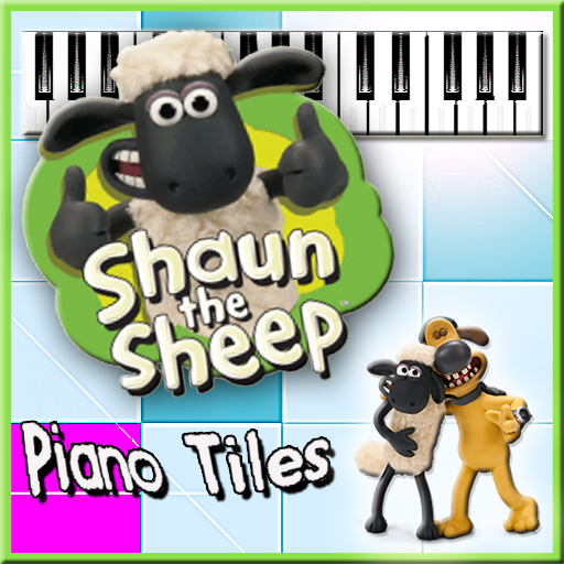 Shaun The Sheep Piano Tiles Games