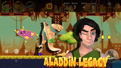 Aladdin's Legacy Magic Lamp 1.2 screenshots 1