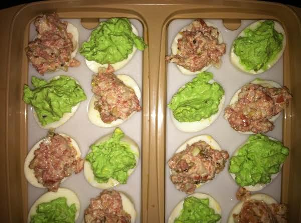 Green Eggs And Ham ! Recipe