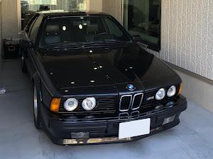M6 E24 88年式 D車のカスタム事例画像 とありくさんの2020年03月12日07:07の投稿