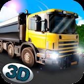 Cargo Truck Simulator 3D