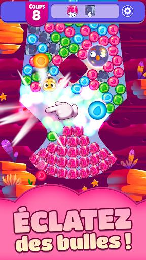 Angry Birds Dream Blast fond d'écran 1