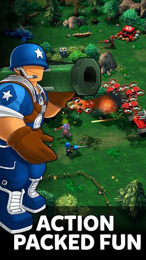 Mini Guns - Omega Wars 1.0.17 screenshots 17