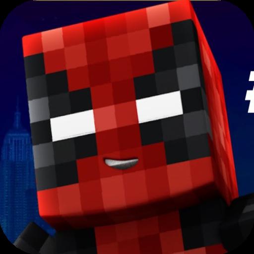 App Insights DEADPOOL Skin For MINECRAFT Apptopia - Deadpool skins fur minecraft