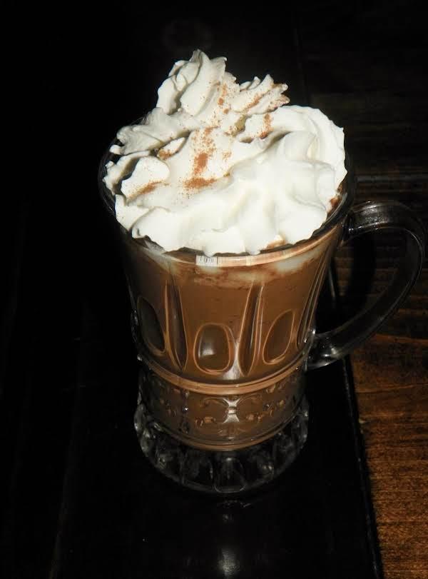 Decadent Bittersweet Hot Chocolate Recipe