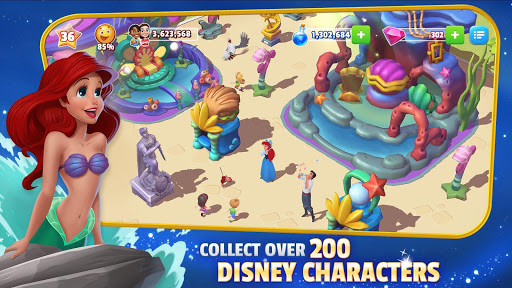 Disney Magic Kingdoms: Build Your Own Magical Park androidiapk screenshots 1