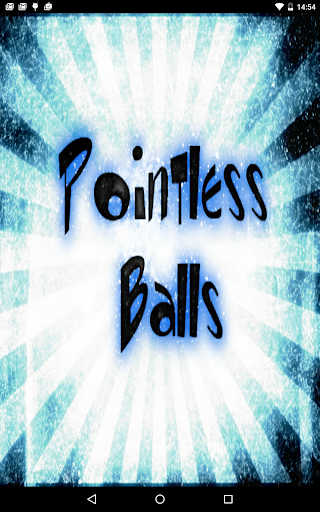 Pointless Balls