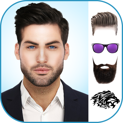 Handsome: Man Makeup, Best Men Photo Editor Icon