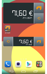 prelado - Prepaid Top-up - screenshot thumbnail