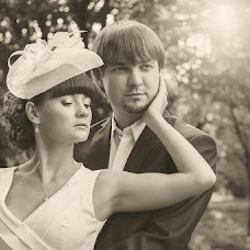 Wedding photographer Nadezhda Andreeva (nadin-foto). Photo of 10.04.2013