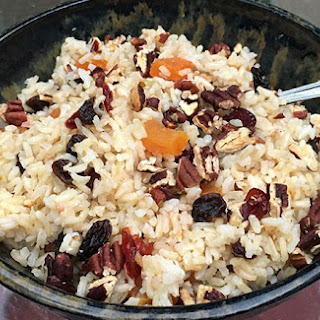 Fruity Brown Rice
