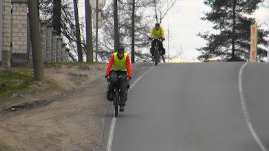 Photo: Наши люди - велотуристы