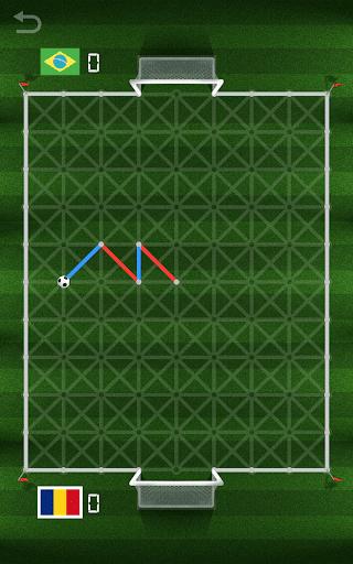 Kick it - Paper Soccer  screenshots 6