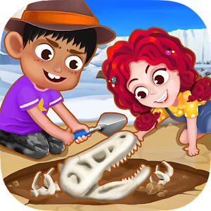 Jurassic Dino Baby Explorer for PC and MAC