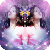Mirror Picture Effect: Image Photo Collage Editor