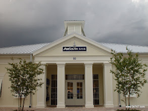 Photo: AmSouth (now Regions) Bank, Celebration, FL