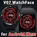 V07 WatchFace for Android Wear icon