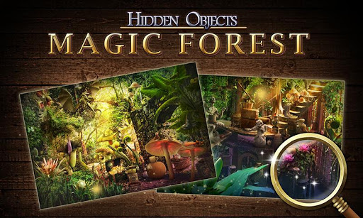 Mystery Forest Hidden Object
