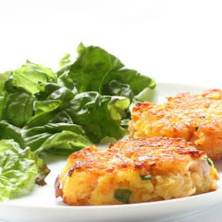 Sweet Chilli Crab Cakes