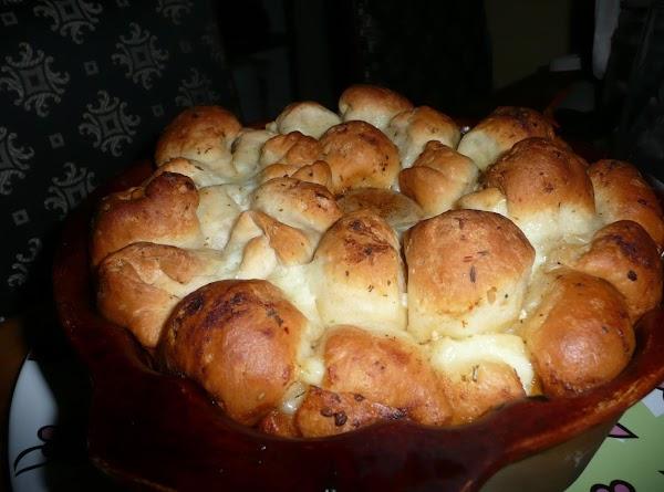 Italian Cheesy Bubble Bread By Danielle Recipe