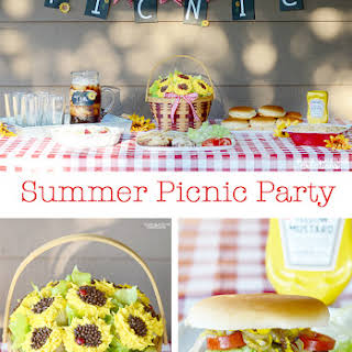 Summer Picnic Party.