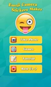 Emoji Camera Sticker (No Ads) v1.0