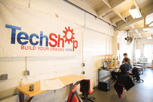 TechShop St. Louis Free 3-Month Giveaway