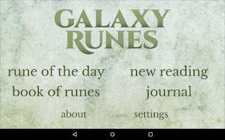 Screenshot of Galaxy Runes Pro