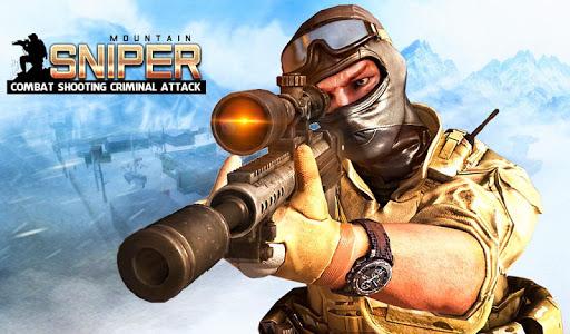 Mountain Sniper 3d Combat Shooting Criminal Attack 1.4 screenshots 7