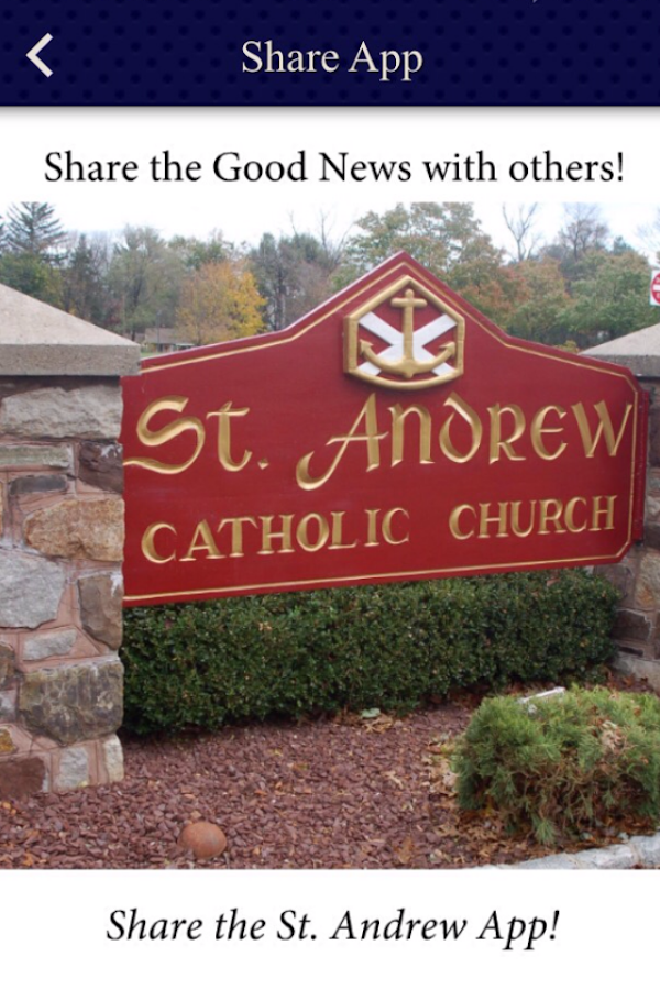 Saint Andrew Catholic Church- screenshot