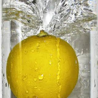 Lemon Or White Cake Mix.