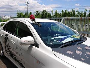 ギャランフォルティス CY4A CY4Aスポーツグレードのカスタム事例画像 Tさん(Tさーど)痛車アメパト乗りさんの2020年07月03日03:58の投稿