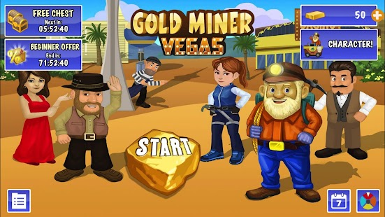 Gold Miner Vegas (Unreleased)- screenshot thumbnail